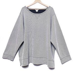 Liz Claiborne Weekend | Comfy stylish sweatshirt